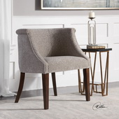 Arthure Barrel Back Accent Chair - LUT5567