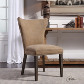 Aaronus Armless Chair - LUT5583
