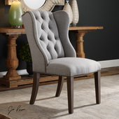 Jonna Wingback Accent Chair - LUT5609