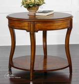 Corianne Round Lamp Table  - LUT7740