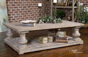 Stratford Rustic Cocktail Table  - LUT7752