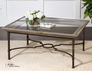 Huxley Wooden Coffee Table  - LUT7768