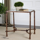 Warring Iron End Table  - LUT7801