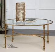 Vitya Glass Coffee Table  - LUT7805