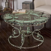 Gilbertine Clock Table  - LUT7815