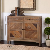 Hesperos Reclaimed Wood Console Cabinet - LUT1935