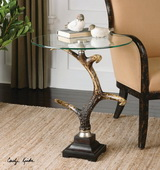 Stag Horn Accent Table  - LUT7868