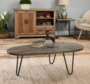 Leveni Wooden Coffee Table - LUT2003
