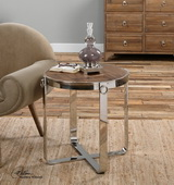 Berdine Wooden Side Table - LUT2051