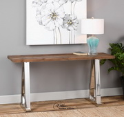 Hesperos Wooden Console Table - LUT2053