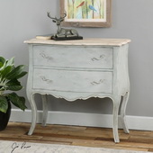 Ferrand Gray Accent Chest - LUT2121
