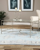 Luano Silver Coffee Table - LUT2149