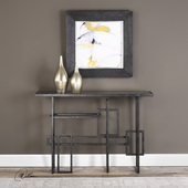 Dane Industrial Console Table - LUT5727