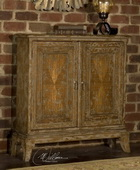 Maguire Distressed Console Cabinet  - LUT7880