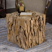 Teak Root Bunching Cube  - LUT7895