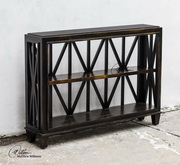 Asadel Wood Console Table  - LUT7929