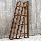 Cacey Wood Etagere