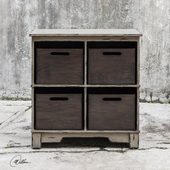 Ardusin Gray Hobby Cupboard - LUT5863