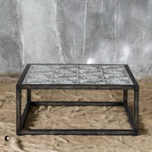 Baruti Industrial Coffee Table - LUT5869