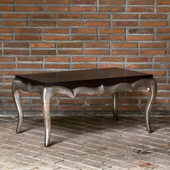 Verena Champagne Coffee Table - LUT5903