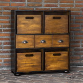 Ardusin Mahogany Hobby Chest - LUT5911