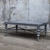 Kunja Gray Coffee Table - LUT5919
