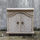 Allaire French Country Accent Cabinet - LUT5937