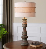 Gerlind Wooden Table Lamp  - LUT6863