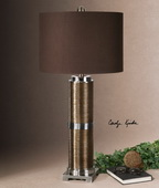 Colobert Copper Bronze Lamp  - LUT6866