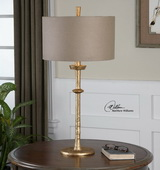 Heraclius Gold Table Lamp - LUT2377