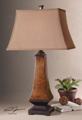 Caldaro Rustic Table Lamp  - LUT2132