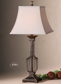 Anacapri Antique Gold Table Lamp  - LUT2144