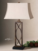 Manicopa Bronze Table Lamp  - LUT2146