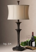 Brazoria Oil Rubbed Bronze Table Lamp  - LUT2152