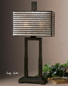 Becton Modern Metal Table Lamp  - LUT6883