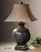 Villaga Distressed Table Lamp  - LUT6884