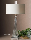 Grancona Twisted Glass Table Lamp  - LUT6886