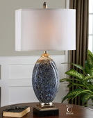 Blue Latah Lamp  - LUT6889