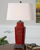 Centralia Red Lamp  - LUT6899
