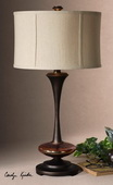 Lahela Metal Table Lamp  - LUT2226