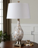 Madre Mosaic Tile Lamp  - LUT6938