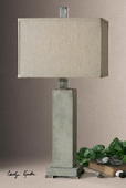Risto Concrete Table Lamp  - LUT2298