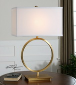 Duara Circle Table Lamp  - LUT6948