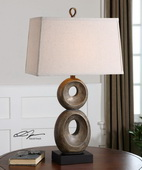 Osseo Aged Table Lamp  - LUT6949