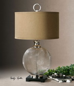 Catalan Metal Accent Lamp  - LUT6970