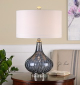 Sutera Water Glass Table Lamp - LUT2449