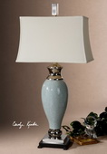 Rossa Light Blue Table Lamp  - LUT2442