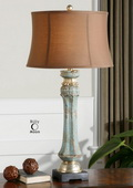 Deniz Blue Table Lamp  - LUT2488