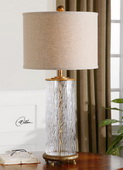Tomi Glass Table Lamp  - LUT2546