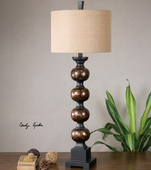 Massadona Stacked Spheres Buffet Lamp - LUT2573